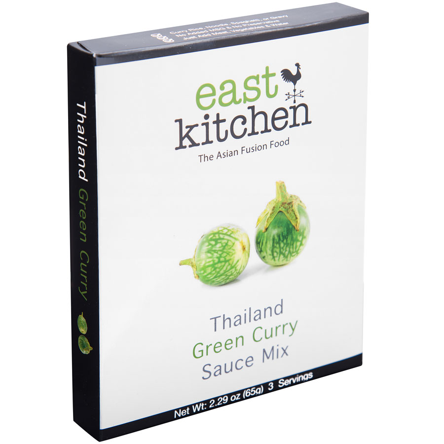 East Kitchen Green Curry Mix - Herb and Spice Mill