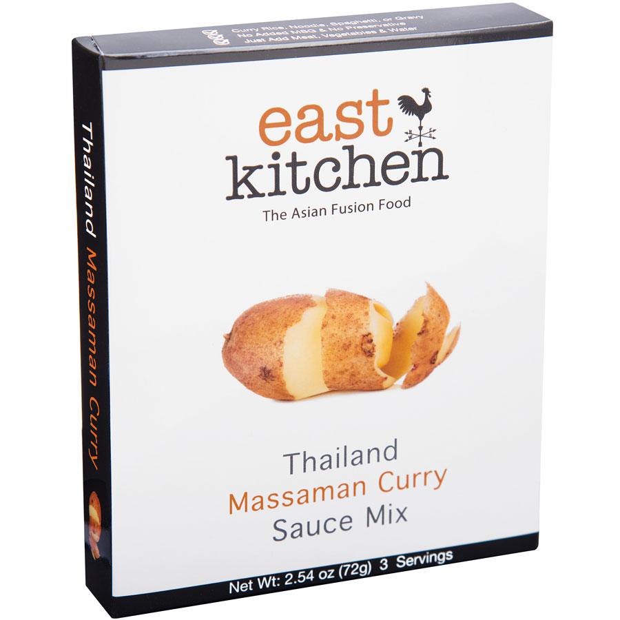 East Kitchen Massaman Curry Mix - Herb and Spice Mill