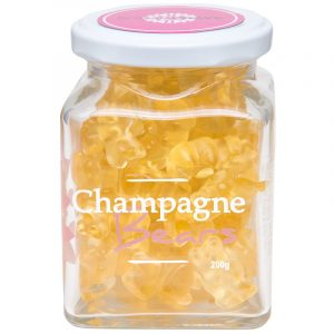 Sugarcrave Champagne Bears