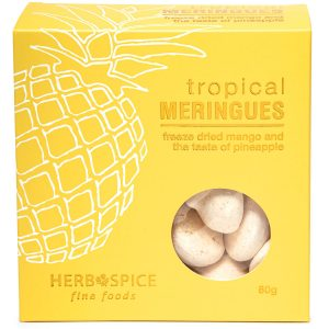 Meringues Tropical